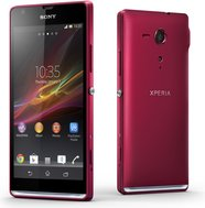 SONY XPERIA SP GROUP RED