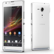 sony xperia sp group white