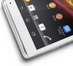 sony xperia sp light detail white