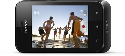 SONY XPERIA TIPO VIDEO