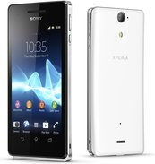 sony xperia v white group