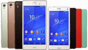 sony xperia z3 000 compact colour range