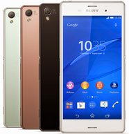 sony xperia z3 colors front back