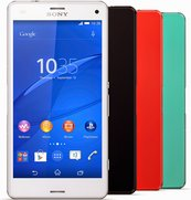 SONY XPERIA Z3 COMPACT 10 COLOURS