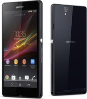 SONY XPERIA Z GROUP BLACK