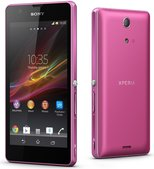 SONY XPERIA ZR 11 GROUP PINK