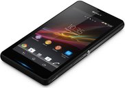 SONY XPERIA ZR 5 SIDE BLACK