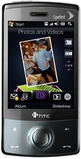SPRINT HTC TOUCH DIAMOND FRONT