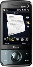 sprint htc touch pro front