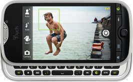 T-MOBILE MYTOUCH 4G SLIDE HORIZONTAL  W KEYBOARD