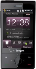 verizon htc touch diamond front