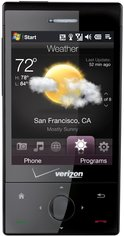 verizon htc touch diamond front2