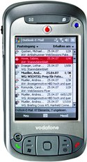 VODAFONE VPA COMPACT III FRONT MAIL