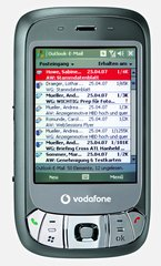 VODAFONE VPA COMPACT IV FRONT MAIL