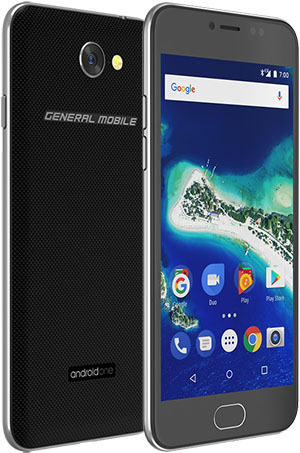 General Mobile GM6 d Android One TD-LTE Dual SIM
