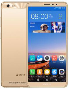 GiONEE GN5006 Jingang 3 Dual SIM TD-LTE CN / Gold Steel 2 Detailed Tech Specs