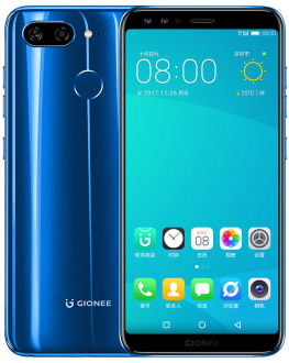 GiONEE S11 Dual SIM TD-LTE CN Detailed Tech Specs