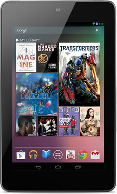 Google Nexus 7 ME370T 8GB  (Asus Grouper)