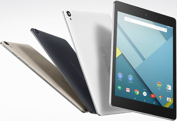 Google Nexus 9 WiFi 16GB  (HTC Flounder)