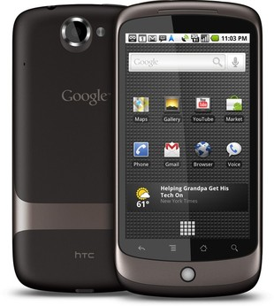 Google Nexus One KT  (HTC Passion)
