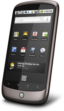 Google Nexus One  (HTC Passion)