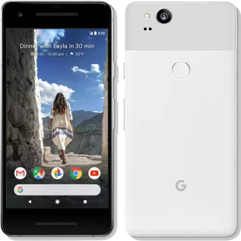 Google Pixel Phone 2 Global TD-LTE G011A 128GB  (HTC Walleye)