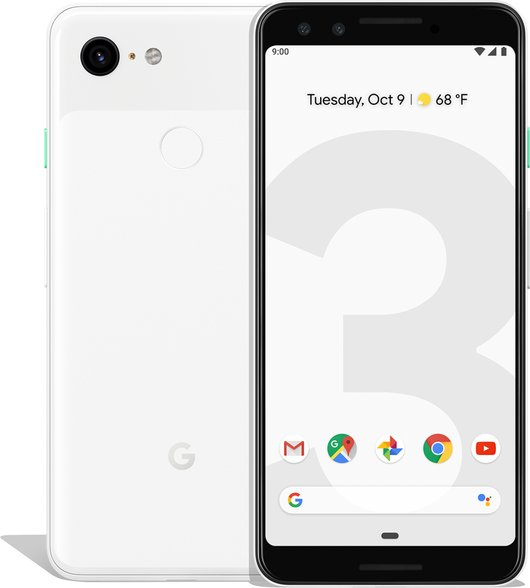 Google Pixel 3 Phone Global TD-LTE 64GB G013A  (HTC Blueline)