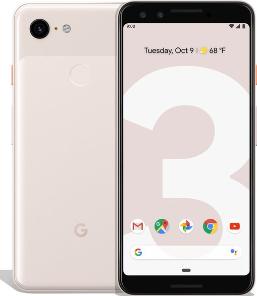 Google Pixel 3 Phone Global TD-LTE 128GB G013A  (HTC Blueline)