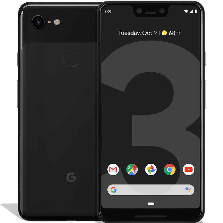 Google Pixel XL 3 Phone Global TD-LTE 64GB G013C  (Google Crosshatch)