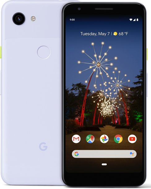 Google Pixel 3a XL TD-LTE NA G020C  (HTC Bonito) Detailed Tech Specs