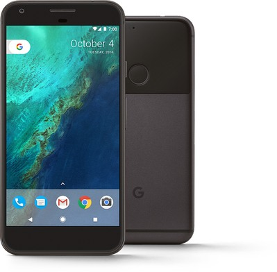 Google Pixel XL Phone / Nexus M1 TD-LTE NA 128GB  (HTC Marlin) Detailed Tech Specs