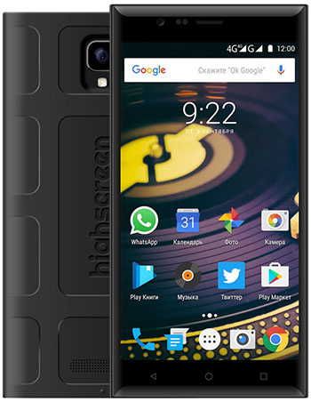 Highscreen Boost 3 SE / PRO Dual SIM LTE Detailed Tech Specs