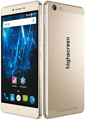 Highscreen Power Ice Max Dual SIM TD-LTE