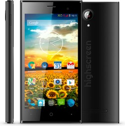 Highscreen Zera S rev.S Dual SIM