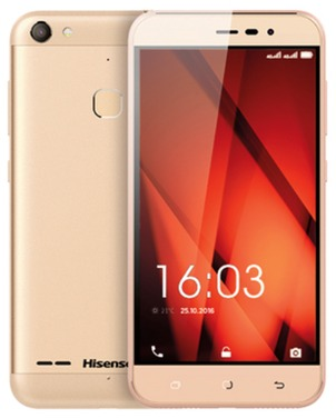 Hisense Infinity Faith 1 F31 TD-LTE Dual SIM Detailed Tech Specs