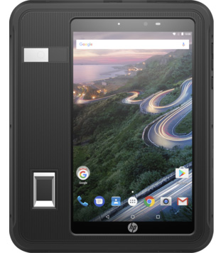 Hewlett-Packard Pro 8 Rugged Tablet with Voice TD-LTE