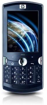 Hewlett-Packard iPAQ Voice Messenger  (HP Silver)