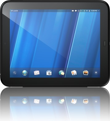 HP Palm TouchPad 4G 32GB  (Palm Topaz)