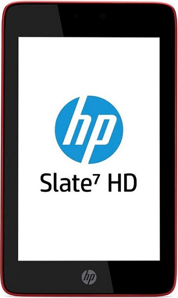 Hewlett-Packard Slate 7 HD