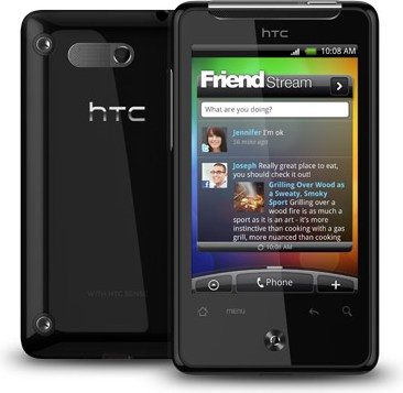 HTC Aria A6380  (HTC Liberty)