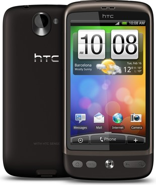 Telstra HTC Desire A8183  (HTC Bravo)