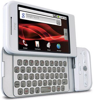 HTC Dream  (HTC Dream 210)