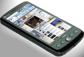 HTC Touch Diamond 3  (HTC Obsession)