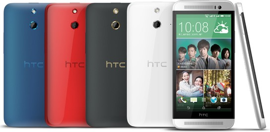 HTC One E8 LTE-A  (HTC E8)