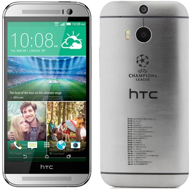 HTC One M8 UEFA Champions Edition  (HTC M8)