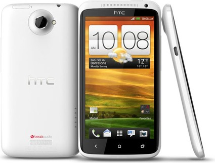 HTC One X S720e  (HTC Endeavor)