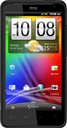 Rogers HTC Raider  (HTC Holiday)