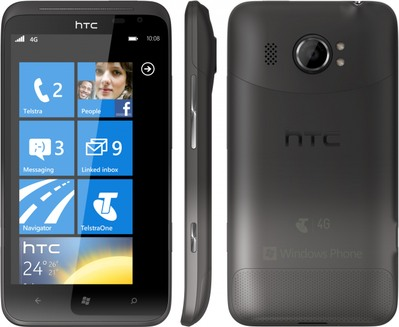 Telstra HTC Titan 4G