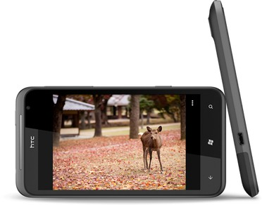 HTC Titan X310E  (HTC Eternity)