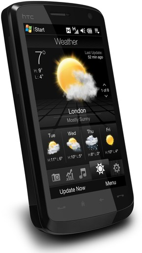 HTC Touch HD T8282  (HTC Blackstone 100)